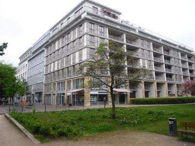 Wohn- und Geschäftshaus Monbijouplatz