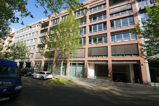 Wohn- und Geschäftshaus Wallstraße